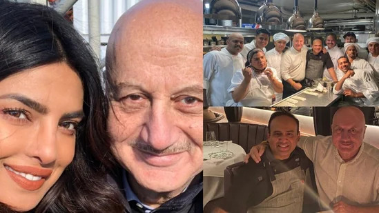 Anupam Kher visits Priyanka Chopra's NYC restaurant Sona, says 'You have given us Indians one more reason to be proud'